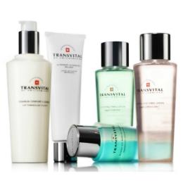 Очищающие средства Трансвитал для ухода за кожей лица