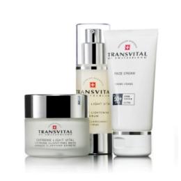 Осветляющие средства Трансвитал  для кожи лица