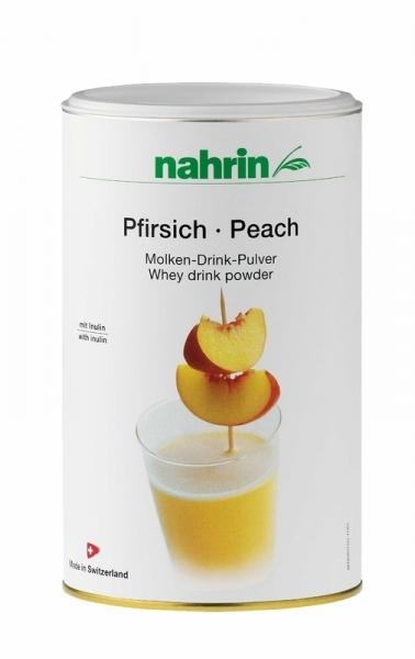 Молочная сыворотка со вкусом персика • 450 г