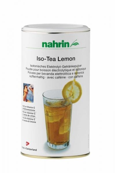Изотонический чай с лимоном 380 гр