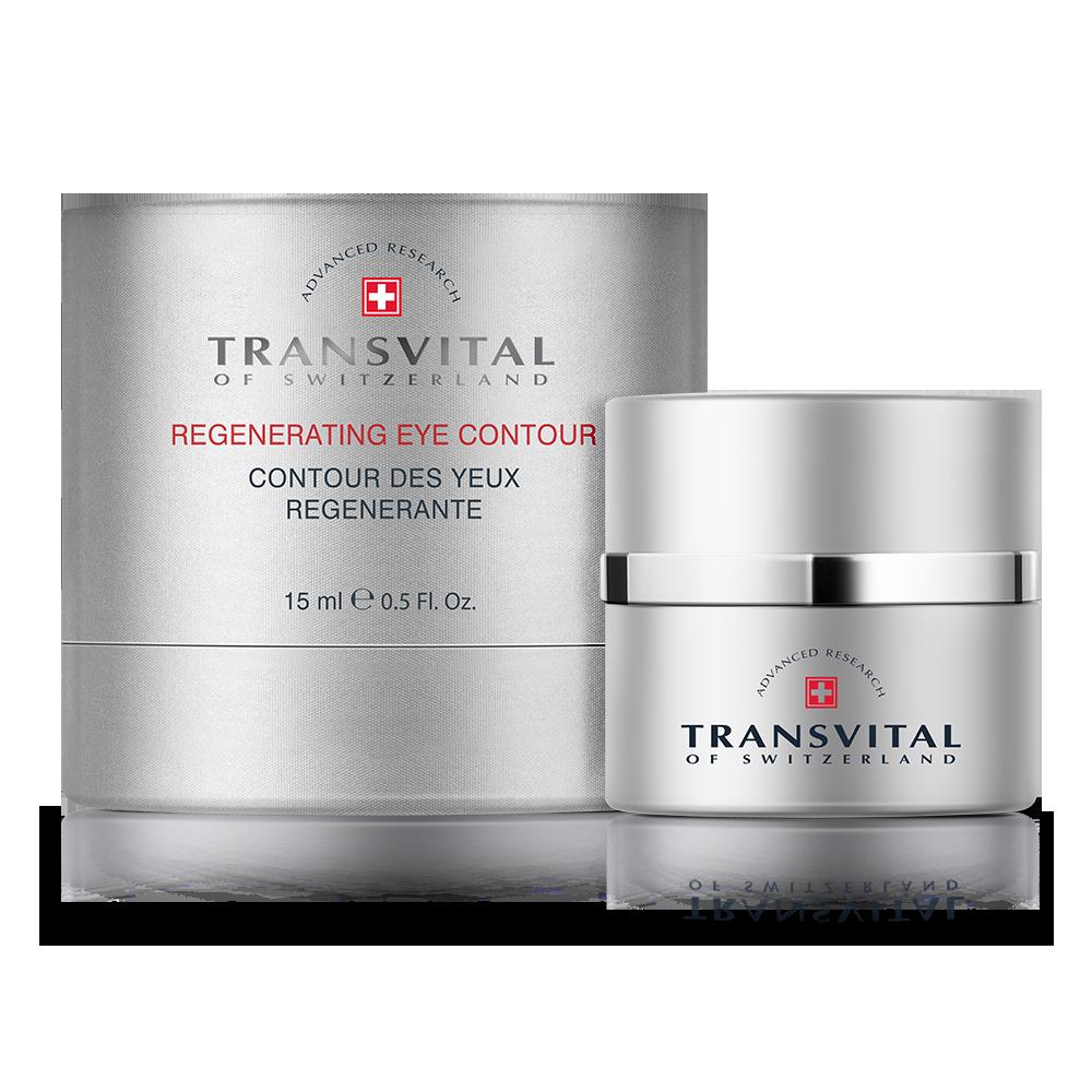 Крем регенерирующий Transvital (Трансвитал) для области вокруг глаз 15 мл