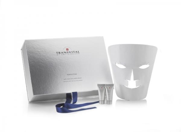 "Коллагеновая маска для лица Transvital (Трансвитал) ""Совершенство"" (Perfecting) 5 шт"