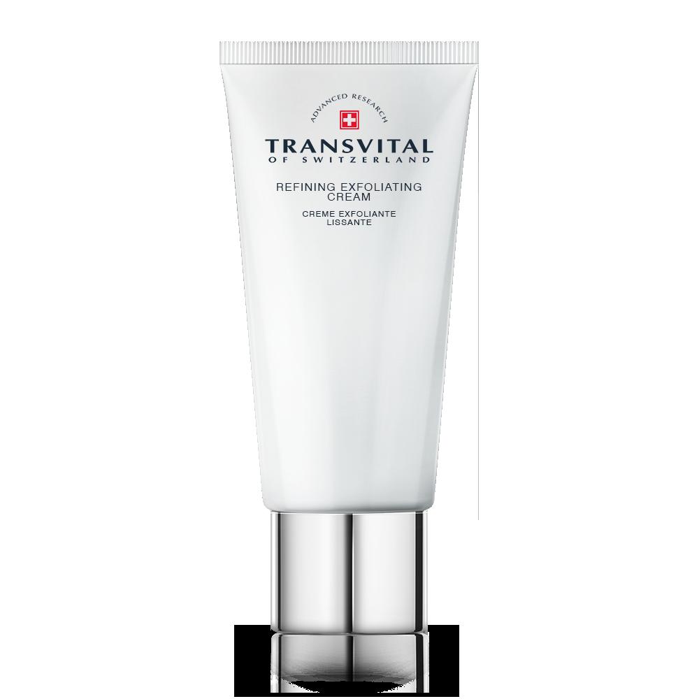 Очищающий отшелушивающий крем Transvital (Трансвитал) 75 мл