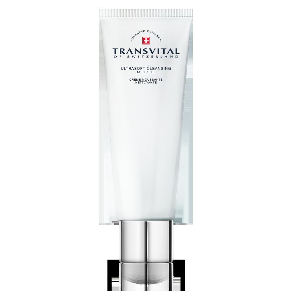 Ультра-мягкий очищающий мусс Transvital (Трансвитал) 125 мл