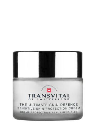 Защитный крем Transvital (Трансвитал) для чувствительной кожи лица SPF 15 50 мл