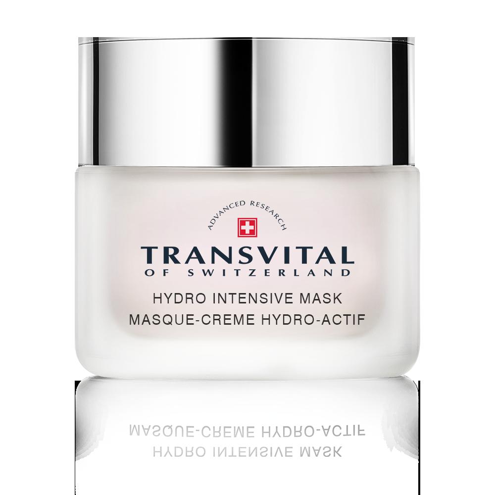 Маска Transvital (Трансвитал) интенсивная увлажняющая для лица 50 мл
