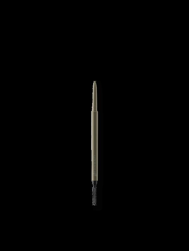 Карандаш для бровей Пепельный/Precise Micro Browliner
