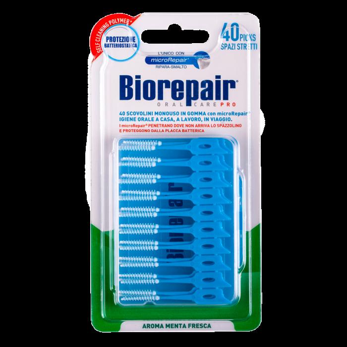 Палочки для узких межзубных промежутков Biorepair® Picks Fine