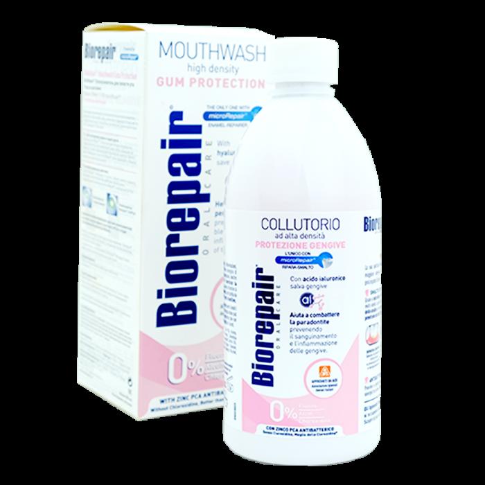 Антибактериальный ополаскиватель для полости рта Biorepair® Mouthwash Gum Protection