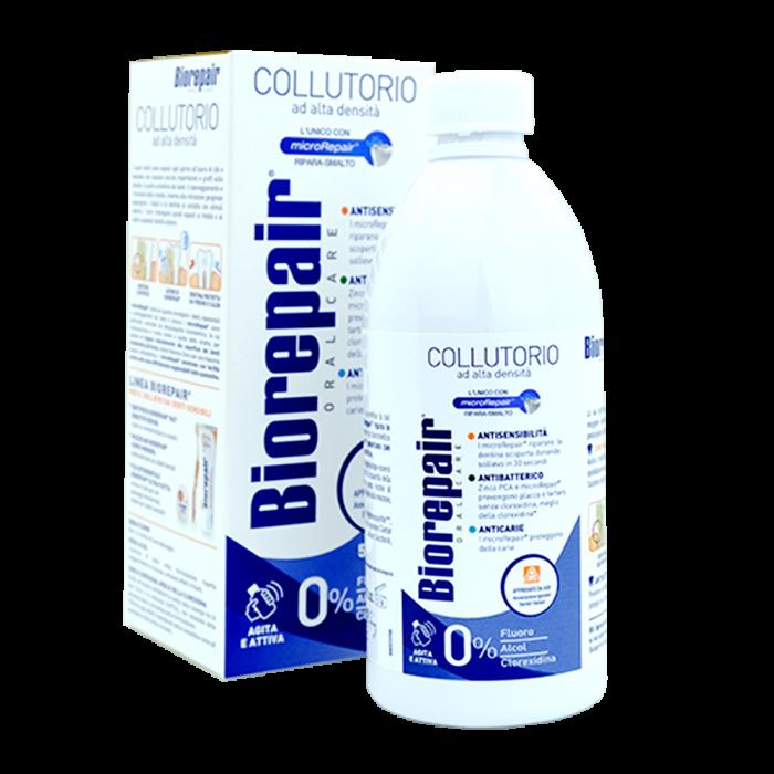 Ополаскиватель полости рта Биорепейр (500 мл) / Biorepair ® 3 in 1 mouthwash