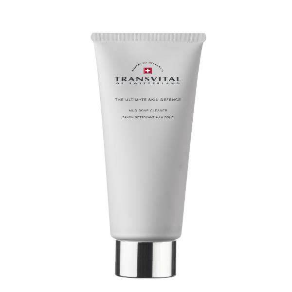 Очищающее мыло для лица на основе глины TRANSVITAL