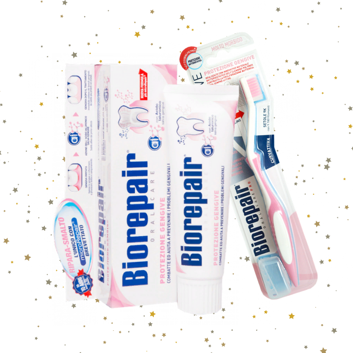 Набор Biorepair Gum Protection 2 в 1